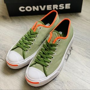 NWT Converse Jack Purcell Low 'Twisted Mens Shoes